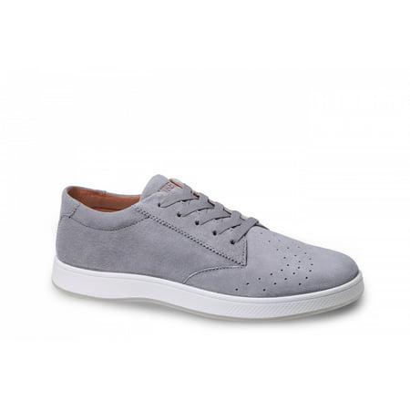 Aureus Mens Fortis Silver Sneakers 8 5 M Us