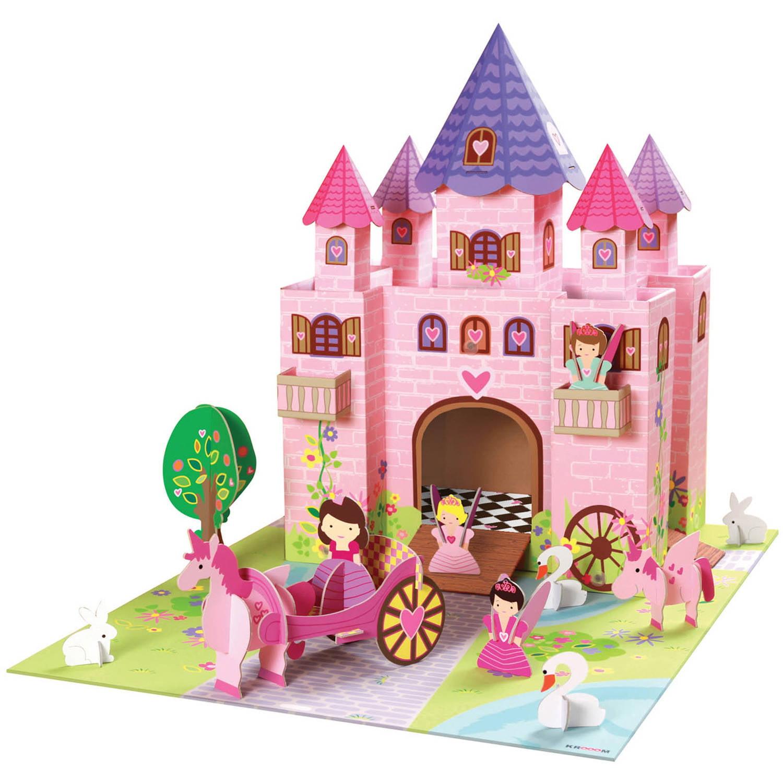 Krooom Fairy Castle Playset by Krooom