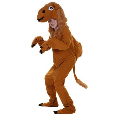 Child Camel Costume](Halloween Camel Clipart)