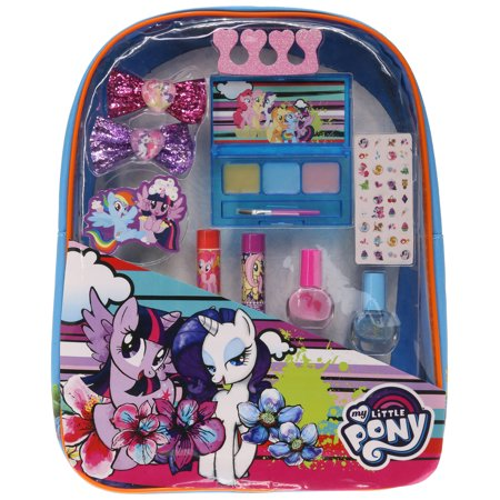 My Little Pony Backpack with Cosmetics - My Little Pony Backpacks