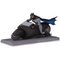 Batman Animated Series Batcycle & AF Set