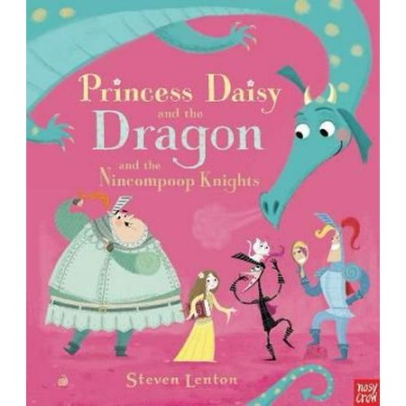 Princess Daisy and the Dragon (Paperback) - Luigi Princess Daisy