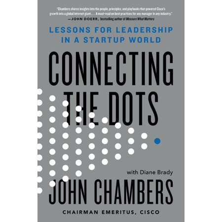 Connecting the Dots : Lessons for Leadership in a Startup