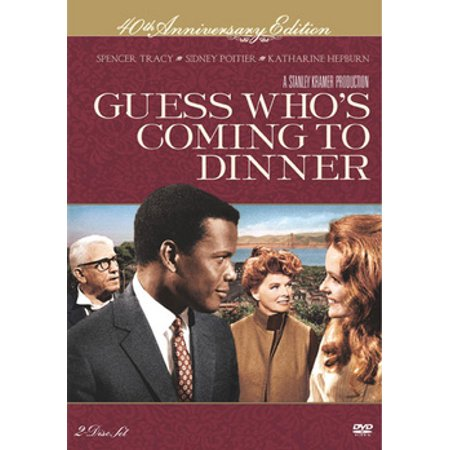 Guess Who's Coming To Dinner (DVD) - New Shark Movie Coming Out