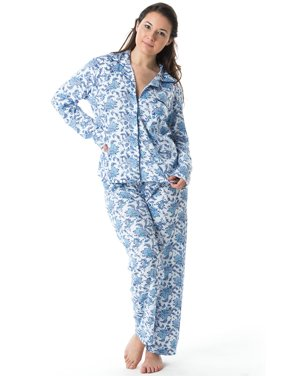 a20a20ef7408 Product Image Casual Nights Women s Long Sleeve Floral Pajama Set