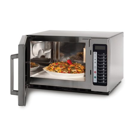 Amana Commercial Microwave Oven Braille