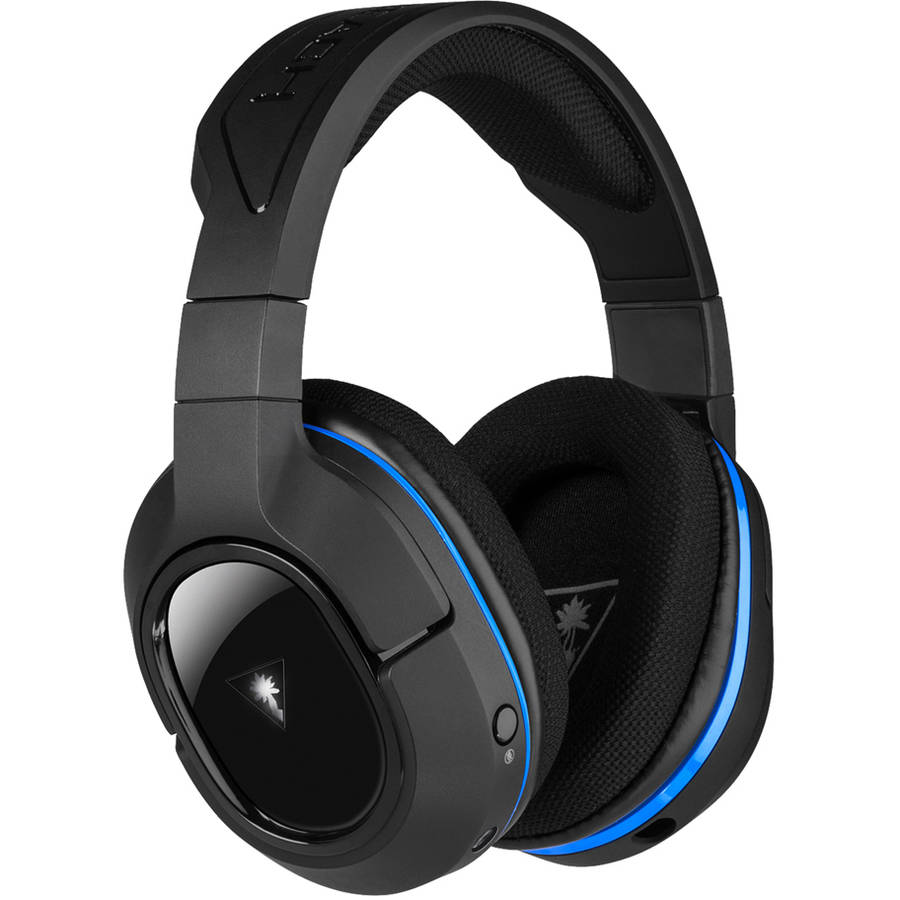 Turtle Beach Stealth 400 Wireless Gaming Headset Ps4 Ps3 Mobile Walmart Com Walmart Com