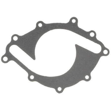 OE Replacement for 1986-1991 Ford E-250 Econoline Club Wagon Engine Water Pump Backing Plate Gasket