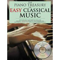 The Piano Treasury of Easy Classical Music