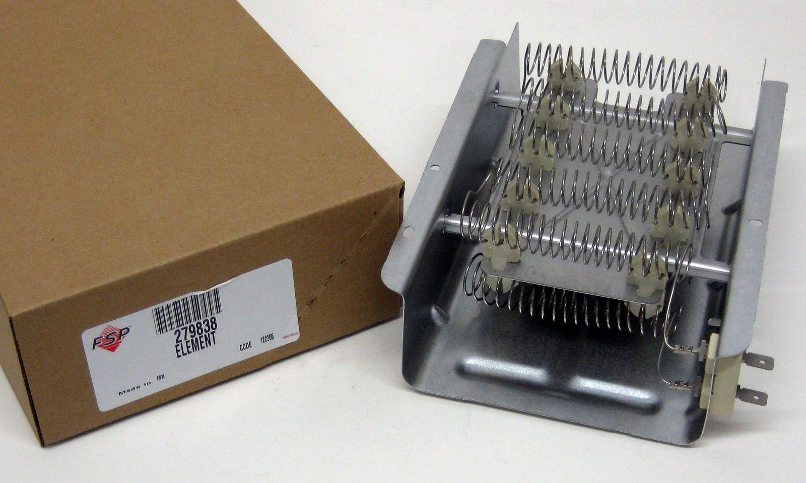 Dryer Heating Element for Whirlpool Kenmore Part w//Thermostat Kit 279838 3403585