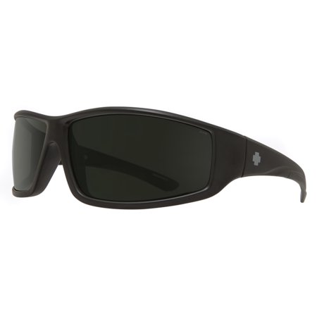 Spy JACKMAN-673505003863 Matte Black Ansi (Spy Sport Sunglasses)