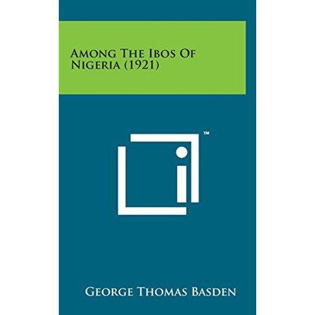 Among The Ibos Of Nigeria  1921