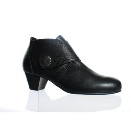 a818261cbd375 David Tate - David Tate Womens Status Black Ankle Boots Size 8 - Walmart.com