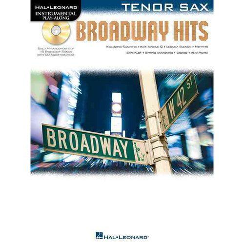 Broadway Hits: Tenor Sax