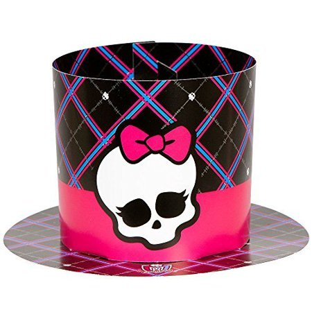 Party City Halloween Monster High (Monster High Party Top Hats)