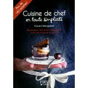 Petit Livre de - Cuisine de chef en toute simplicité - eBook