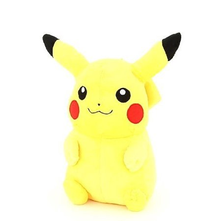 Pokémon - Pokemon Backpack Plush Pikachu Doll Backpack 4fe554d0b
