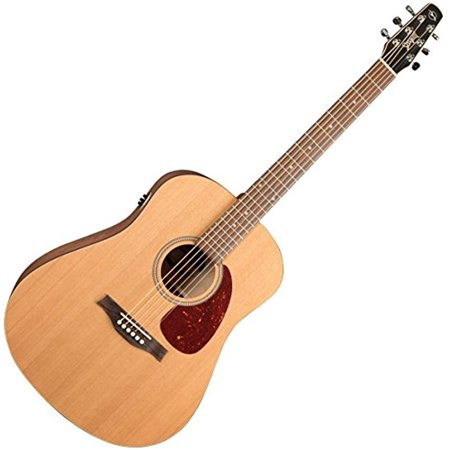Seagull 046416 S6 Original SLIM QIT Acoustic Electric