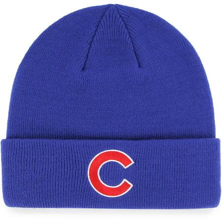 Mlb Chicago Cubs Mass Cuff Knit Cap   Fan Favorite