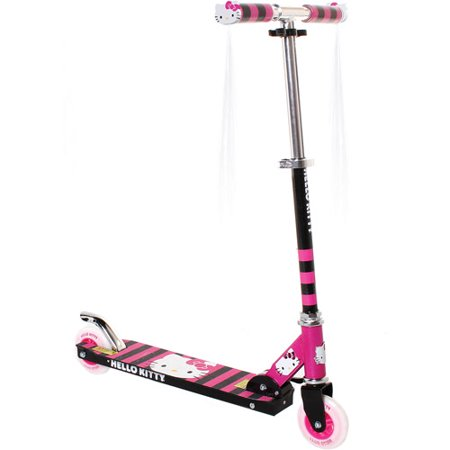 Hello Kitty Folding Kick Scooter