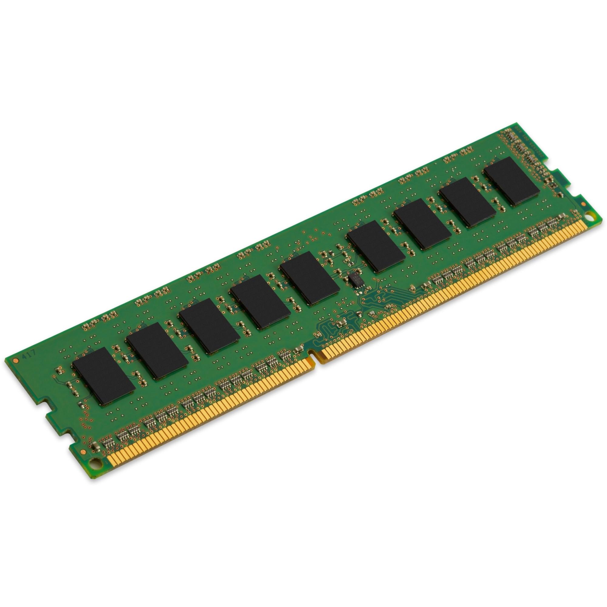Kingston 8GB (1x8 GB) 1333MHz DDR3 PC3-12800 240-Pin ECC ...