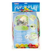 Marshall Pet Products Pop-N-Play Ball Pit Ferret Toy, 35 Ct, Assorted Colors
