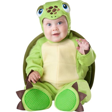 Infant Tiny Turtle Costume by Incharacter Costumes LLC - Baby Turtle Costumes
