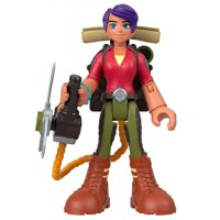 Rescue Heroes Rae Niforest Figure & Accessories Set