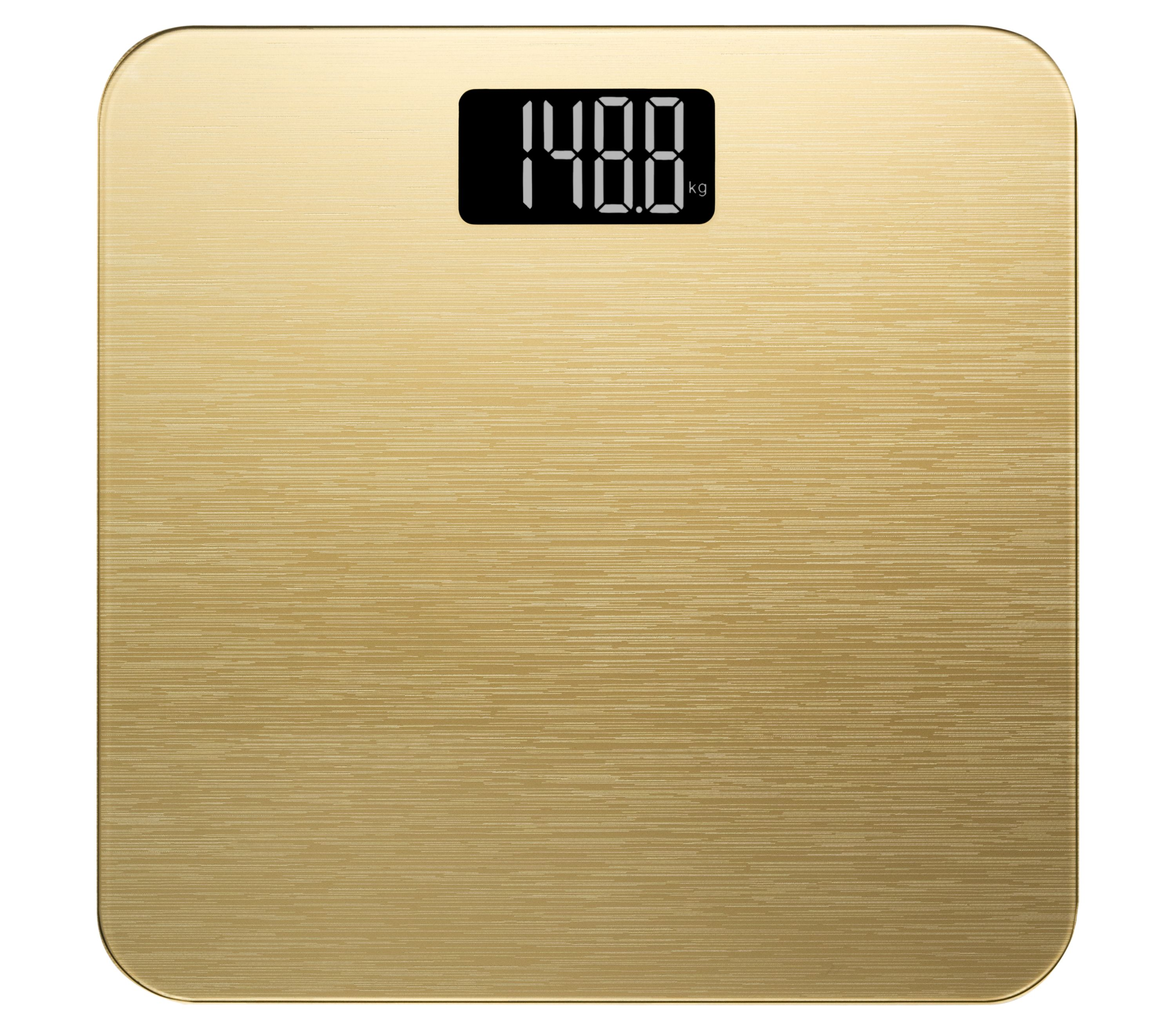 bathroom scale walmart. Smart Weigh 400lb LCD Bathroom Digital Body Weight Scale Tempered Glass  Gold Walmart com