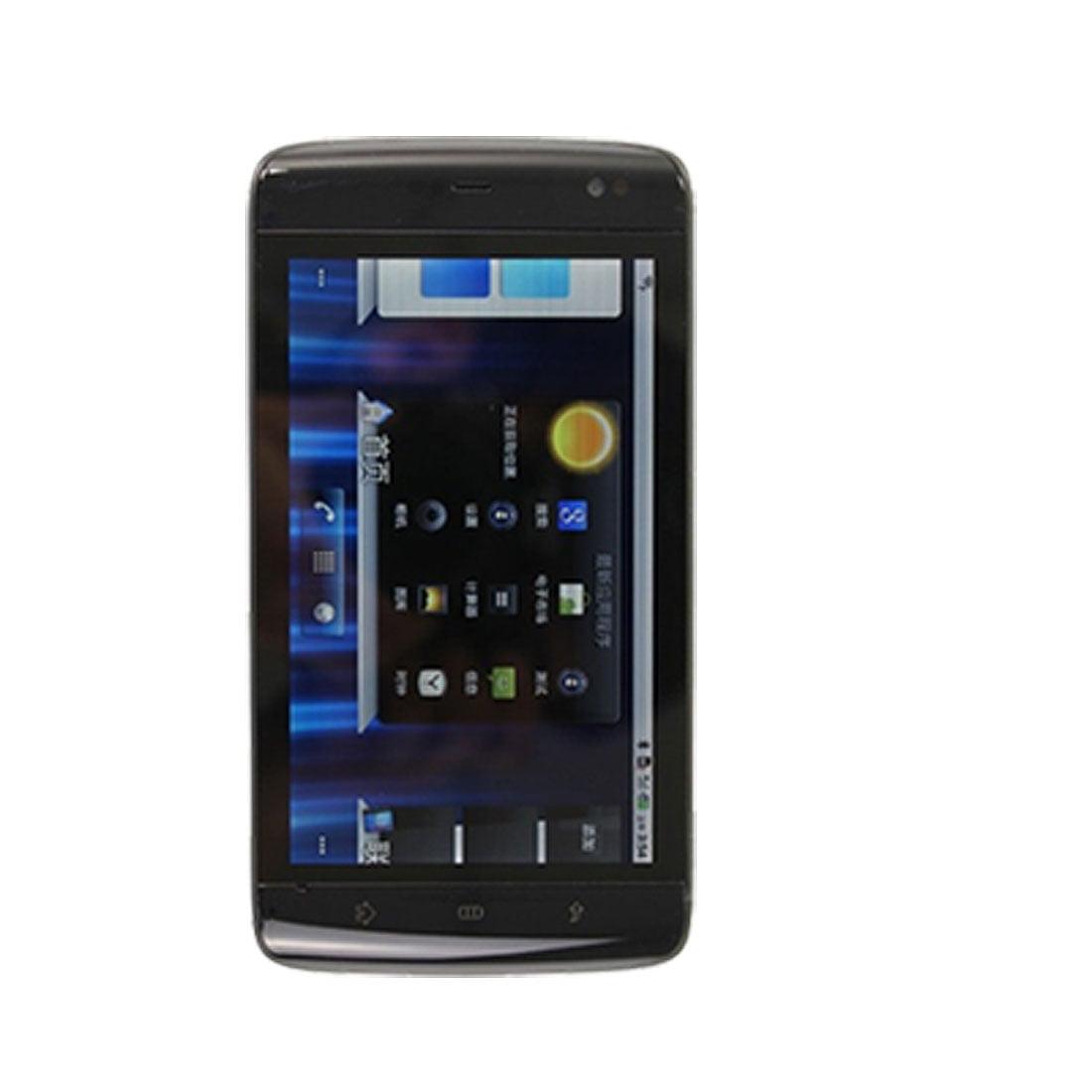 Unique Bargains 2 Pcs Transparent 5 Inch LCD Screen Guard Film for GPS Camera