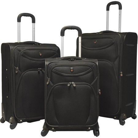 Travelers Club 3-Piece Spinner Set