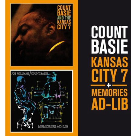 Kansas City 7 / Memories Ad-Lib (Remaster) (Count Basie And The Kansas City 7)