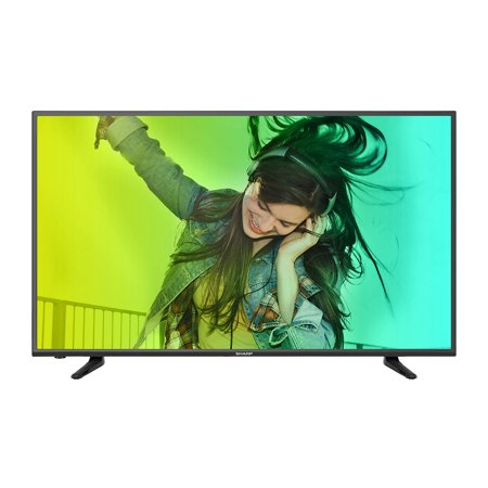 "Refurbished Sharp 43"" Class 4K Smart TV (LC-43N610CU)"
