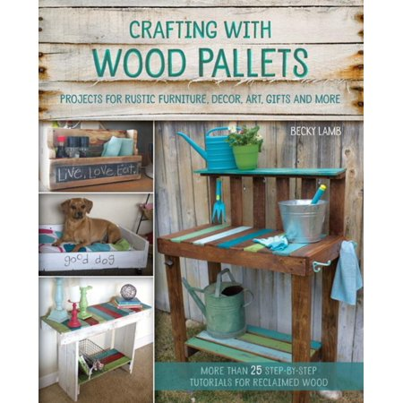 Crafting with Wood Pallets - eBook Robert Wood Palette