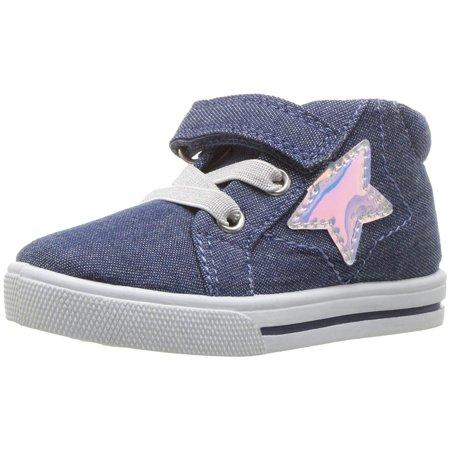 Oshkosh B'gosh Kids' Venus Sneaker, Navy, Size 9 M Us Toddler