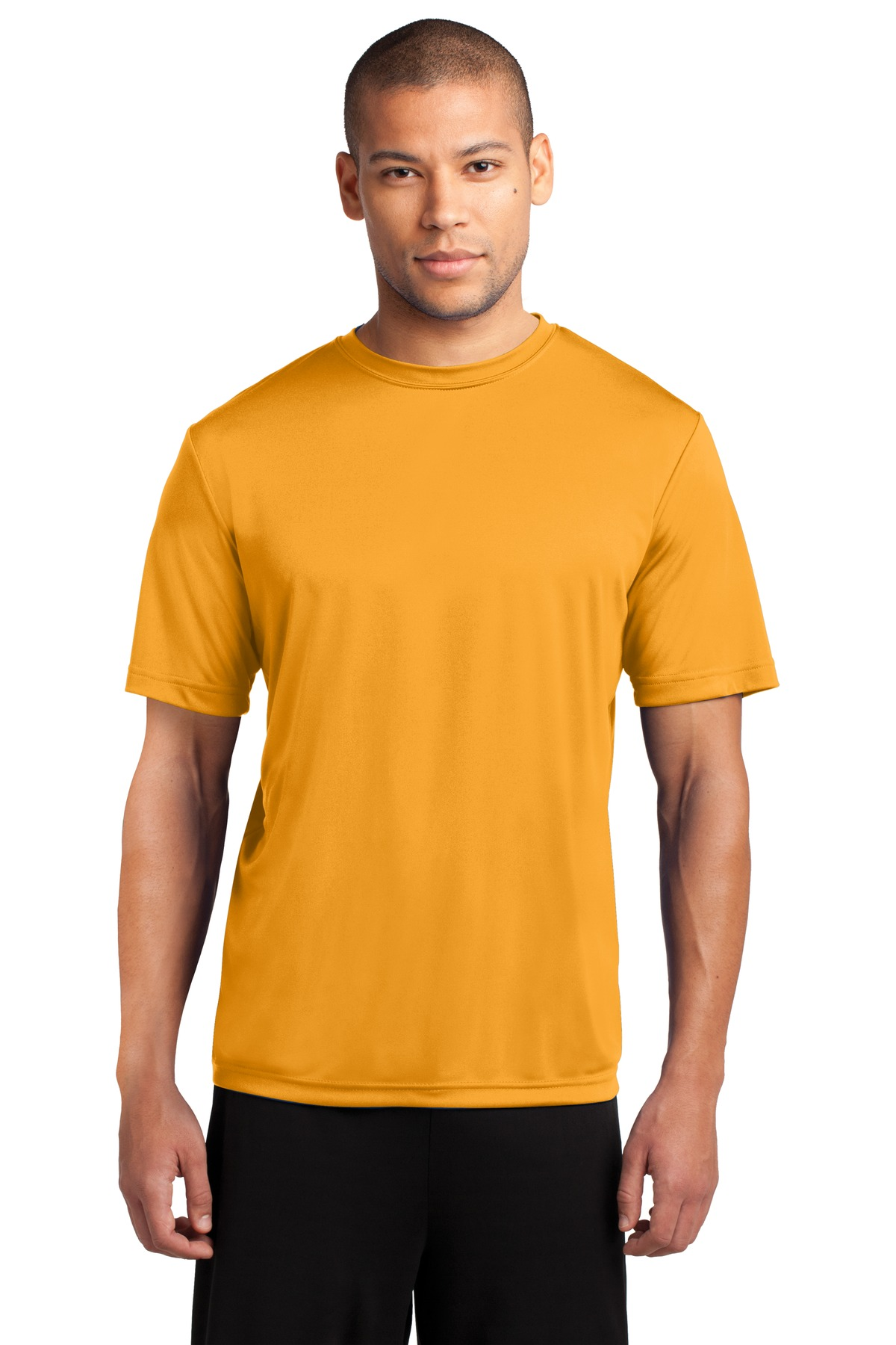 PC380 Smart Performance T-Shirt - Jet Black - 4X-Large