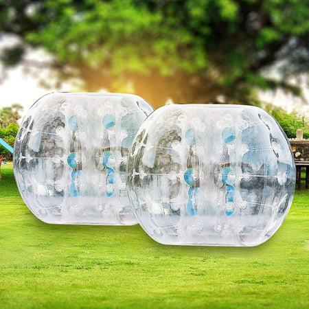 1.2M body bumper balls Inflatable Bumper Ball Bubble Soccer Ball 0.8mm Eco-Friendly PVC bumper ball