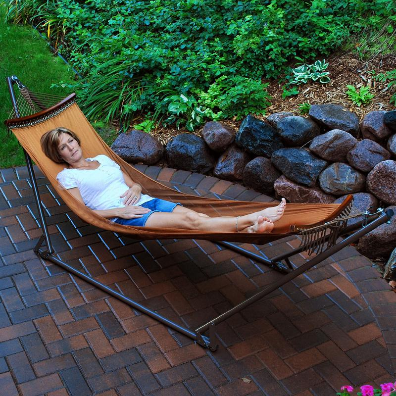 EZ-Cozy Portable Hammock by Algoma Net Company