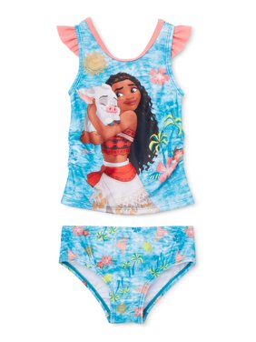 Moana Baby Toddler Girl Tankini Swimsuit