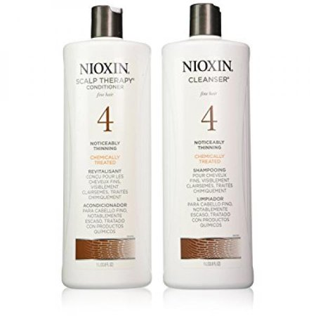 Nioxin System 4 Liter Duo Walmart Com
