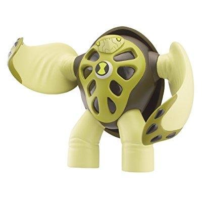Ben 10, Ultimate Alien, Terraspin Action Figure, 4