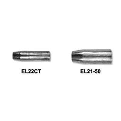 Tweco 21 Series 21-50 Nozzle 1//2 Tip Recess 1210-1110 2//pk -