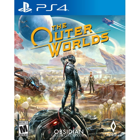 The Outer Worlds, Private Division, PlayStation 4, 710425575150