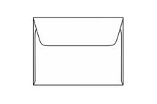 Box of 500 Envelopes Side Seams Under SFI Certified 28 lb White Sulphite with Vellum Finish Western Sulphite White Booklet Envelopes 6-1//2 x 9-1//2,