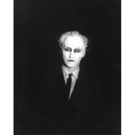 Carnival Of Souls Director Herk Harvey As A Zombie 1962 Photo Print