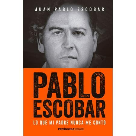 Pablo Escobar - eBook - Juan Pablo Halloween