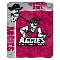 New Mexico State Plush Blanket