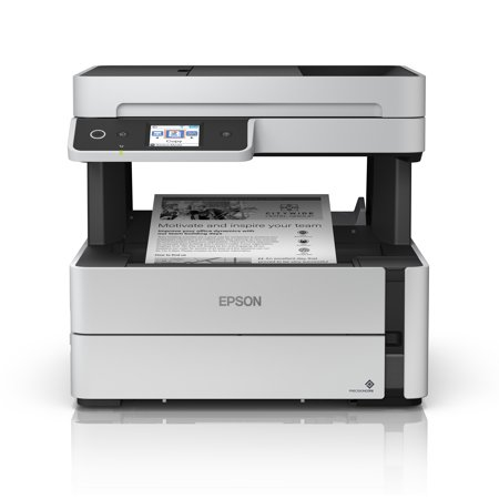 Epson EcoTank ET-M3170 Wireless Monochrome All-in-One Supertank Printer, Plus ADF, Fax and