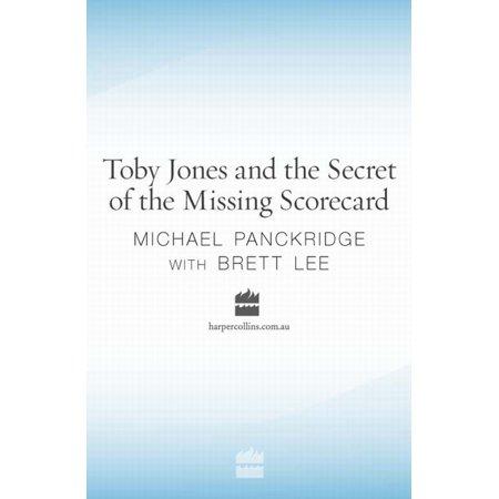 Toby Jones & The Secret Of The Missing Scorecard - eBook