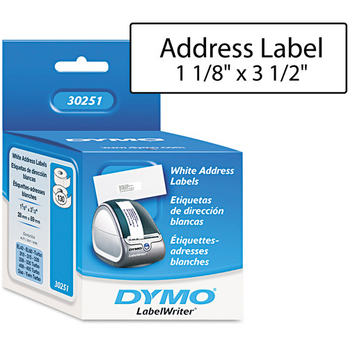 Dymo 30251 Address Label
